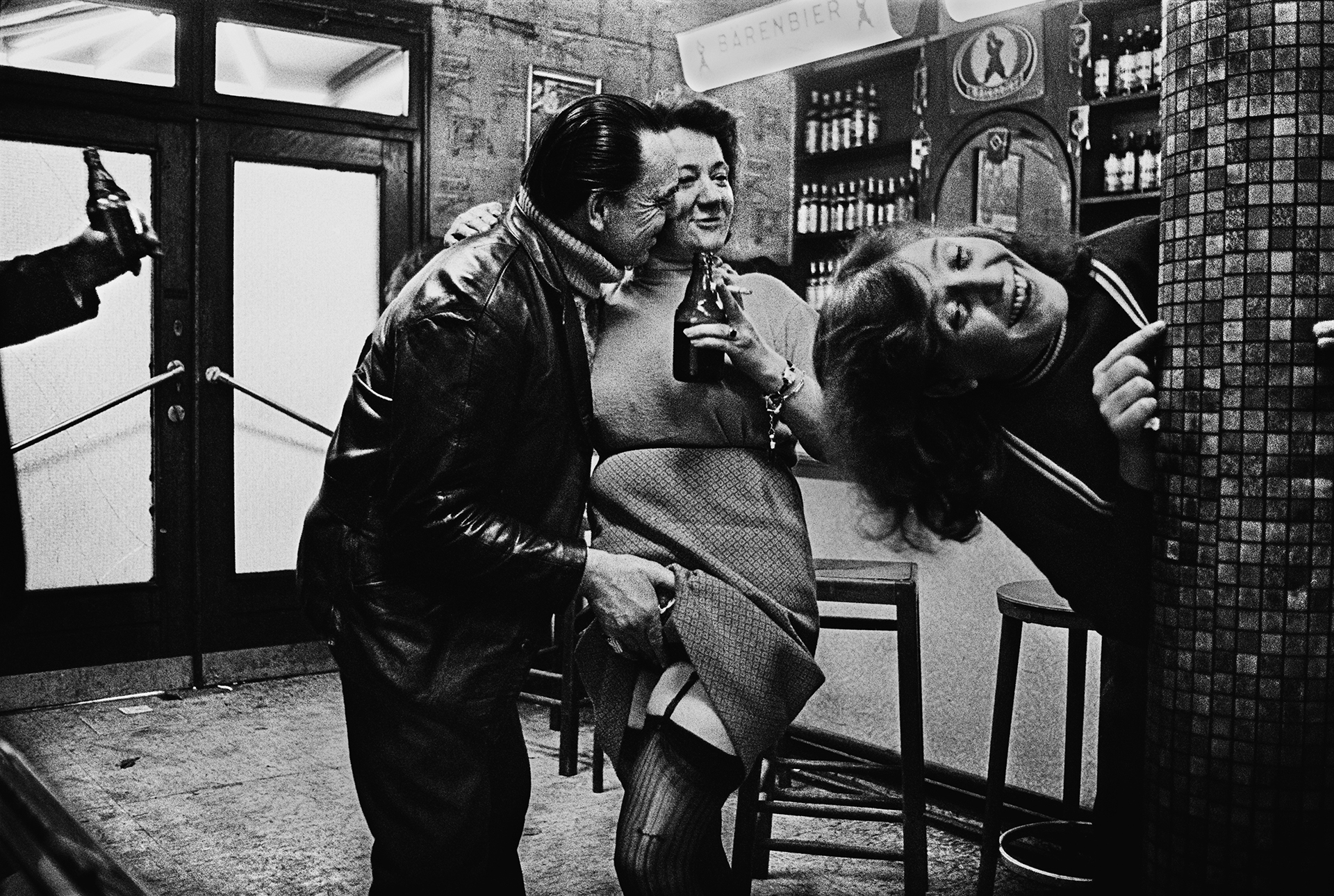 Anders Petersen- Café Lehmitz