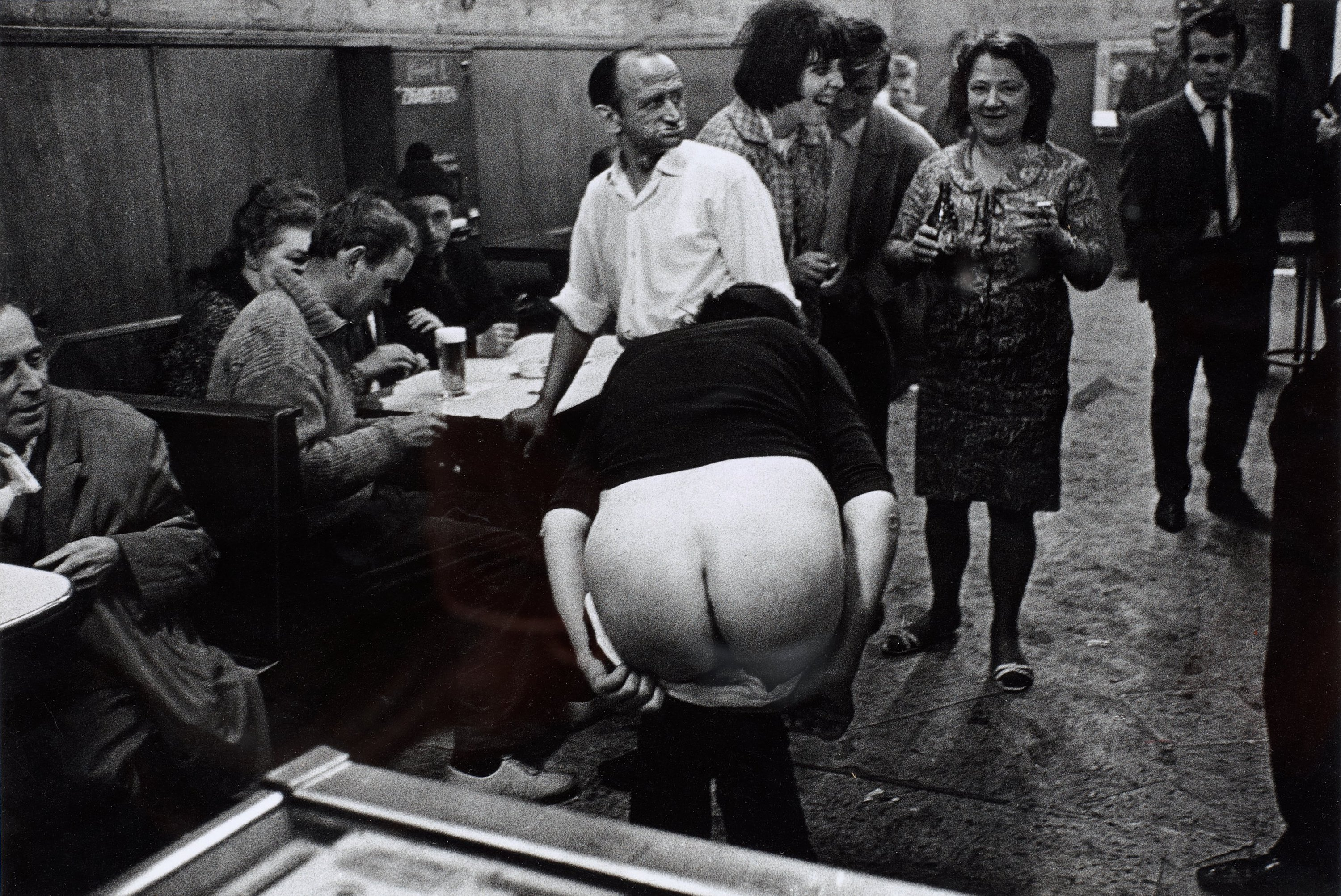 Exhibition Anders Petersen- Café Lehmitz